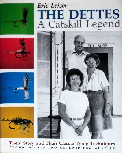 THE DETTES. A CATSKILL LEGEND.: Leiser, R.