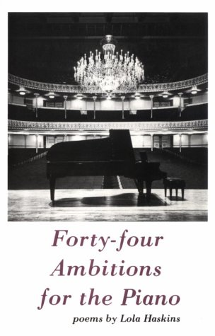 9780963278210: Forty-Four Ambitions for the Piano