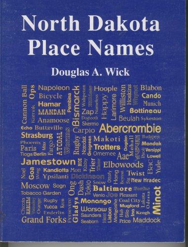 9780963283764: North Dakota Place Names