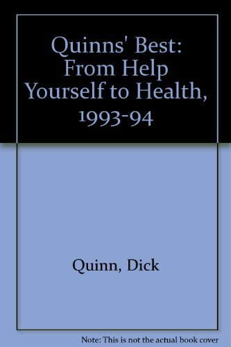 Quinns' Best : From HELP YOURSELF TO: Kelly Quinn; Dick