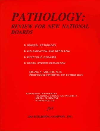 9780963287335: Pathology: Review for New National Boards
