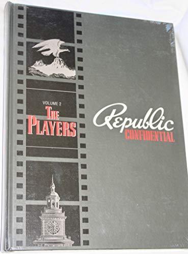 Republic Confidential Volume 2: Mathis, Jack