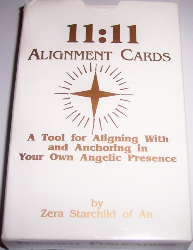 9780963297006: The 11:11 Alignment Cards
