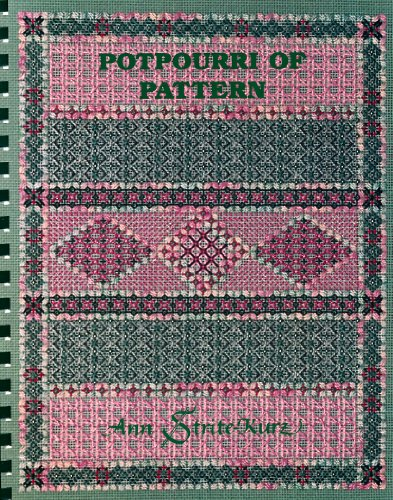9780963325921: Potpourri of Pattern: A Collection of Original Open Patterns for Canvas and Linen Use