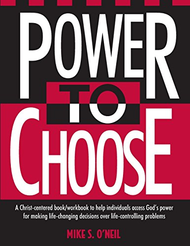 9780963345400: Power to Choose: Twelve Steps to Wholeness