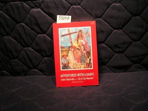 Adventures With a Saint: Kateri Tekakwitha Lily