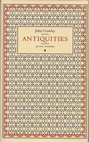 9780963363725: Antiquities: Seven Stories