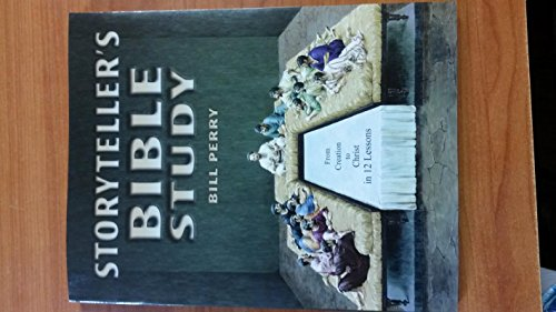 9780963364562: Storyteller's Bible Study: From Creation to Christ in 12 Lessons