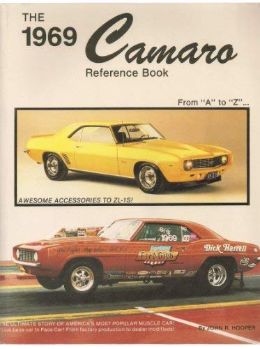 9780963380203: The 1969 Camaro Reference book from