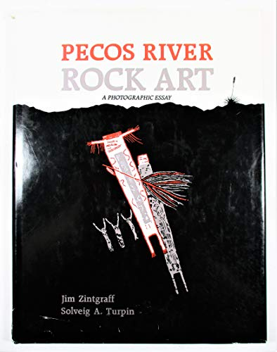 Pecos River Rock Art A Photographic Essay: TURPIN (Solveig)