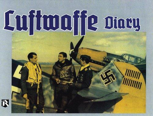 9780963382412: Luftwaffe Diary
