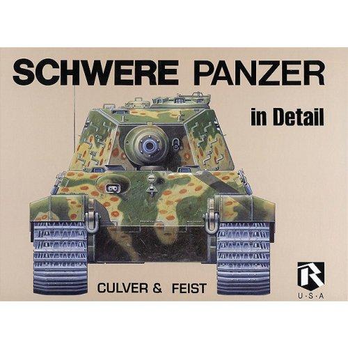 9780963382498: Schwere Panzer in Detail (Heavy Tanks in Detail)