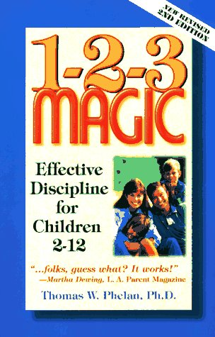 9780963386199: 1-2-3 Magic: Effective Discipline for Children 2-12