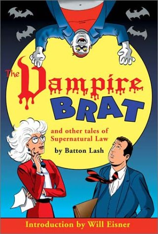 The Vampire Brat; Other Tales of Supernatural Law