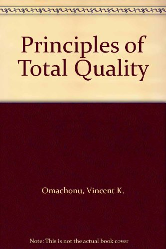 Principles of Total Quality