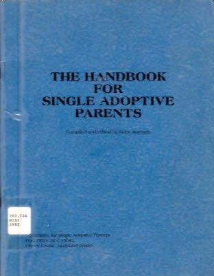 Handbook for Single Adoptive Parents: Marindin, Hope