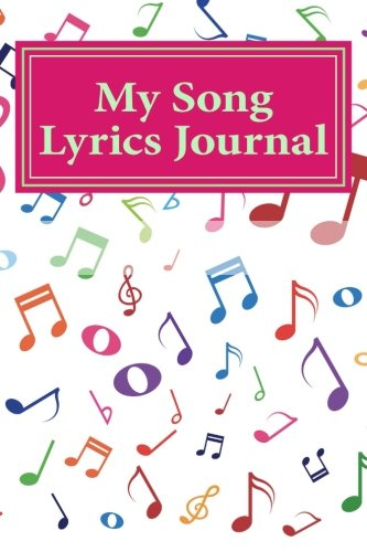 9780963408693: My Song Lyrics Journal