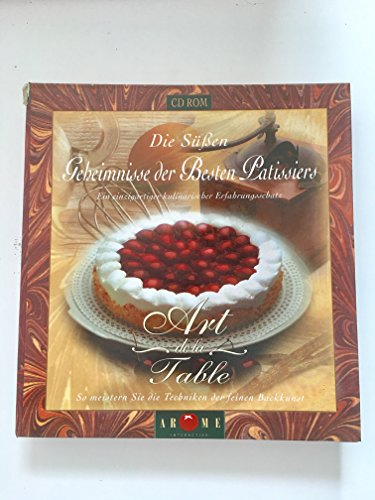 9780963412089: Art of Making Great Pastries C/Win/Ww/Rental