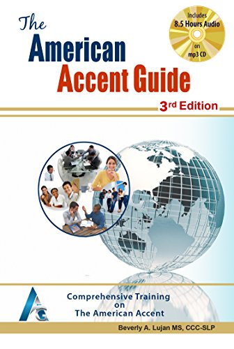 9780963413918: The American Accent Guide, 3rd Edition, Comprehensive Training on The American Accent/book & CD 8.5 hours mp3 audio