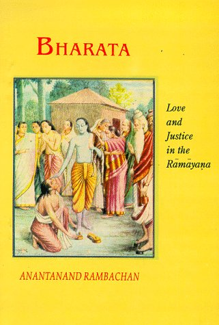 9780963416438: Bharata: Love and Justice in the Ramayana
