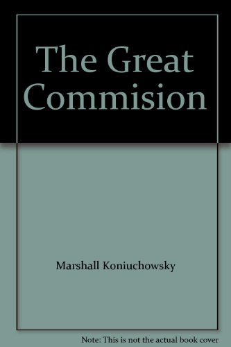 9780963416902: The Great Commision