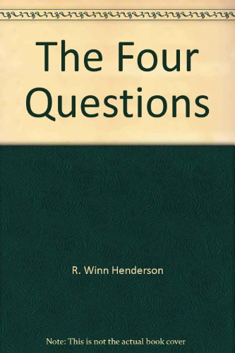 9780963417367: The Four Questions