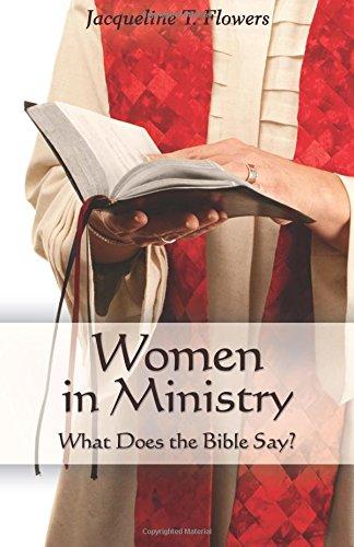 9780963419637: Women In Ministry