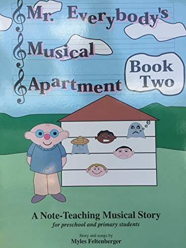 9780963421814: Mr. Everybody's Musical Apartment: Book 2