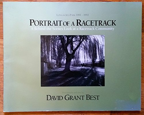 9780963424105: Portrait of a Racetrack