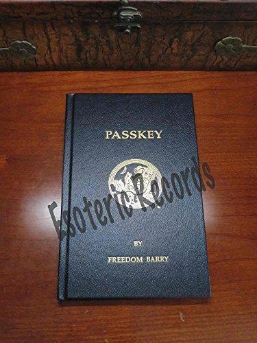 9780963425041: Passkey