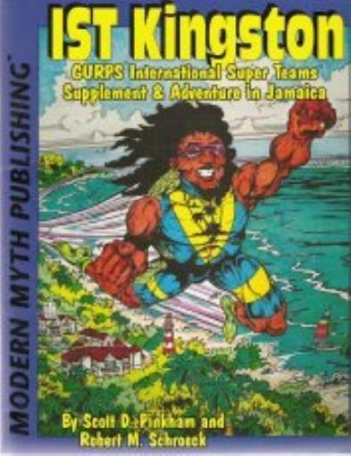 9780963427311: GURPS: 1st Kingston