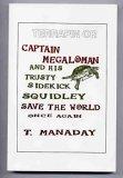 9780963433220: Terrapin or Captain Megaloman and His Trusty Sidekick