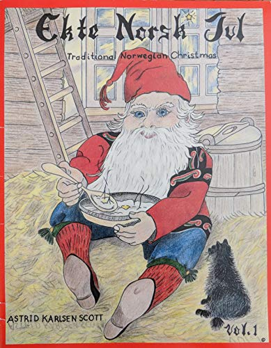 9780963433909: Ekte Norsk Jul, Vol. 1 (Traditional Norwegian Christmas)