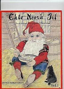 Ekte norsk jul (0963433911) by Astrid Karlsen Scott
