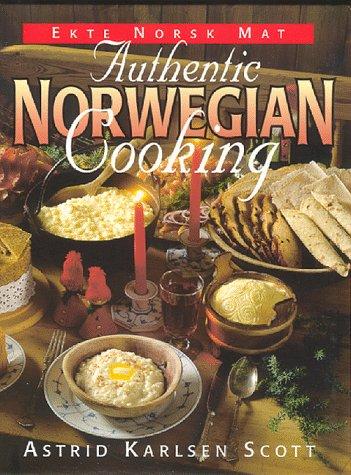 9780963433978: Authentic Norwegian Cooking
