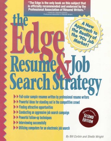 The Edge Resume and Job Search Strategy: Bill Corbin, Shelbi