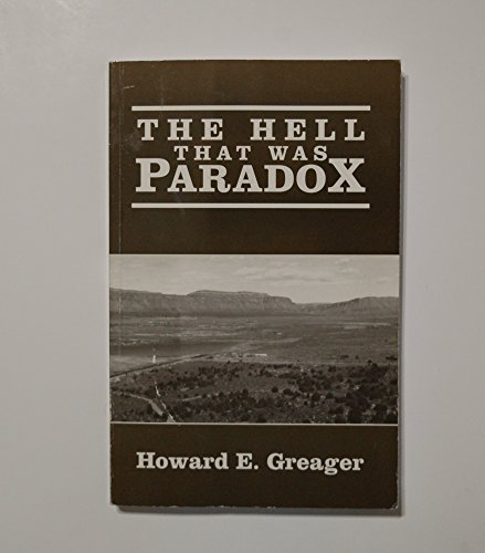 9780963440747: The Hell That Was Paradox (2nd Edition)