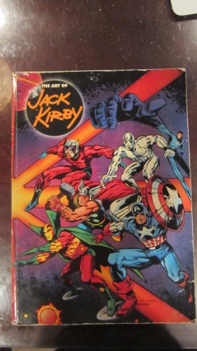 Art of Jack Kirby: Wyman, Jr., Ray