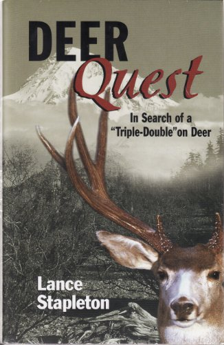 9780963453853: Deer Quest: In Search of a
