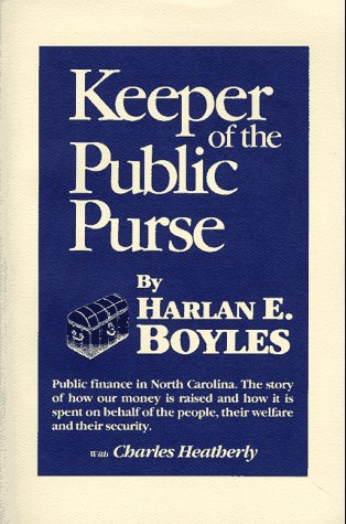 9780963455918: Keeper of the Public Purse