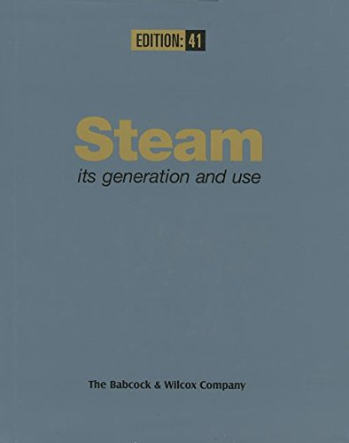 9780963457011: Steam: Its Generation and Use