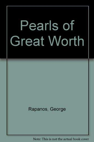 9780963459145: Pearls of Great Worth