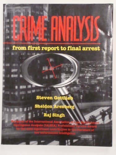 Crime analysis: From first report to final: Raj Singh