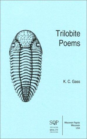 9780963490650: Trilobite Poems