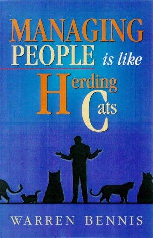 9780963491756: Managing People is Like Herding Cats