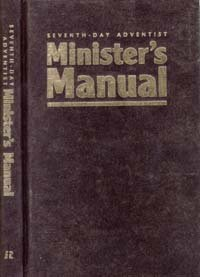 SDA Minister's Manual: General Conference Ministerial Association