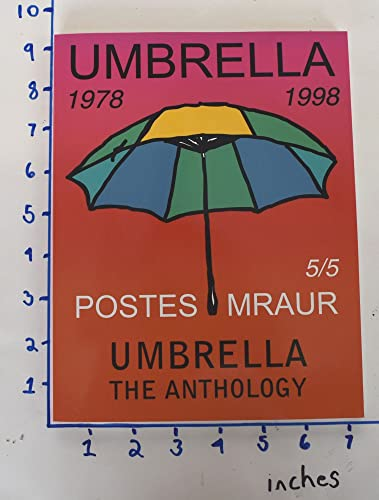 Umbrella: The Anthology: Clive Phillpot, Ken Friedman Judith Hoff