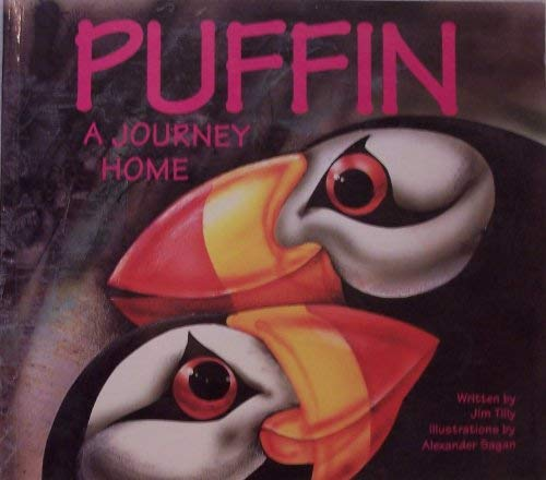 9780963508348: Puffin: A Journey Home