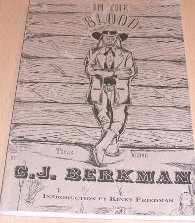 In The Blood: Texas Verse: C. J. Berkman