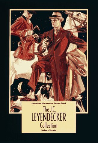 J.C. Leyendecker Collection - American Illustrators Poster Book: Steine, Taraba